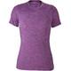Patagonia W's Capilene Daily T-Shirt Light Acai-Ikat Purple X-Dye